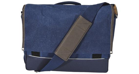 Basil Urban Fold Cykeltaske blå